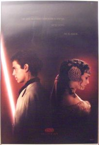 """Argentinean Attack of the Clones Version """"A"""" Advance One-Sheet"""