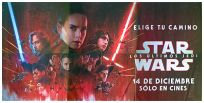 "Argentinean The Last Jedi Version ""B"" Billboard"