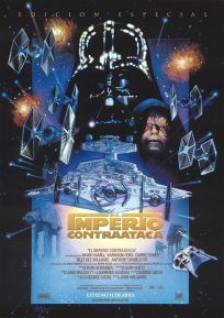 "Argentinean Empire Strikes Back Special Edition Version ""C"" One-Sheet"