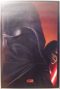 "Australian Revenge of the Sith Version ""A"" Advance One-Sheet"