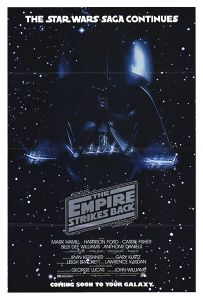 Australian Empire Strike Back Advance Teaser One-Sheet