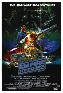 "Australian Empire Strike Back Style ""A"" Foreign One-Sheet"