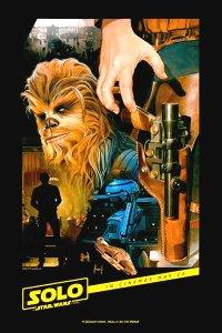 "Australian Solo ""Mark Raats"" Exclusive Poster"