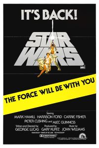 Australian Star Wars '81 Re-release One-Sheet