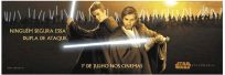 """Brazilian Attack of the Clones Style """"Good Guys"""" Banner #3"""