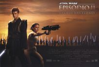 "Brazilian Attack of the Clones Style ""Good Guys"" One-Sheet"