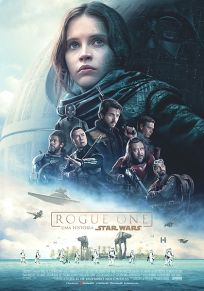 "Brazilian Rogue One Version ""B"" One-Sheet"