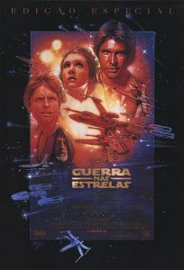 "Brazilian Star Wars Special Edition Version ""B"" One-Sheet"