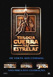"Brazilian Star Wars Special Edition Version ""A"" Advance One-Sheet"