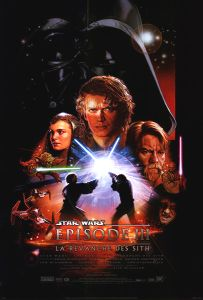 "Canadian Revenge of the Sith Version ""B"" One-Sheet"