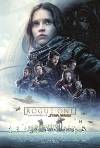 "Canadian Rogue One Version ""B"" One-Sheet"