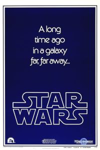 "Canadian Star Wars Style ""B"" Advance One-Sheet"