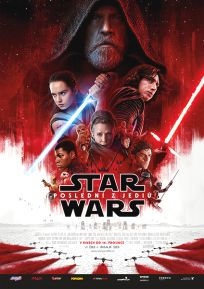 "Czech Republic The Last Jedi Version ""B"" One-Sheet / A1 Size"
