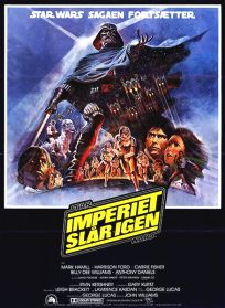 "Danish Empire Strikes Back Style ""B"" One-Sheet"