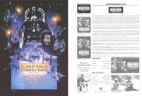"Danish Empire Strikes Back Special Edition Version ""C"" Handbill / A4 Size"