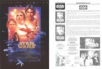 "Danish Star Wars Special Edition Version ""B"" Handbill / A4 Size"