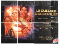 "French Star Wars Special Edition Version ""B"" Panneaux"