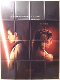 "French Attack of the Clones Version ""A"" Advance Grande-Affiche"