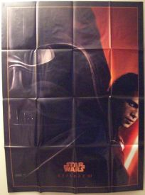 "French Revenge of the Sith Version ""A"" Advance Grande-Affiche"