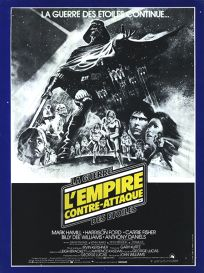 "French Empire Strikes Back Style ""B"" Press Flyer"