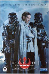 "French Rogue One Version ""Characters"" Krennic / Death Troopers Grande-Affiche"
