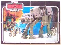 German Empire Strikes Back Kenner Promo Poster