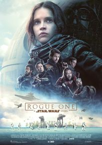 "German Rogue One Version ""B"" One-Sheet / A1 Size"