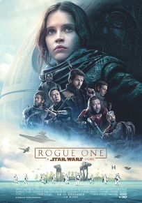 "German Rogue One Version ""B"" One-Sheet / A0 Size"