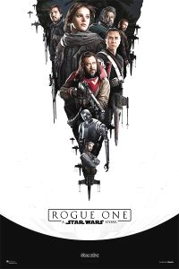 German Rogue One IMAX Exclusive One-Sheet / A1 Size