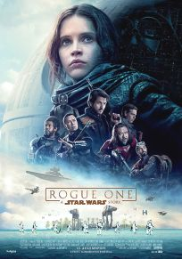 "Greek Rogue One Version ""B"" One-Sheet"