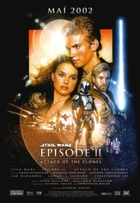 "Icelandic Attack of the Clones Version ""B"" Handbill"