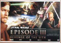Indian Revenge of the Sith Advance Two-Sheet