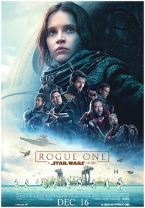 """Indian Rogue One Version """"B"""" One-Sheet"""
