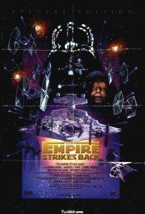"""Lebanese Empire Strikes Back Special Edition Version """"C"""" One-Sheet"""