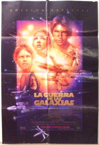 "Mexican Star Wars Special Edition Version ""B"" One-Sheet"