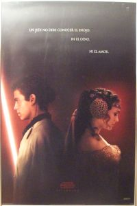 "Mexican Attack of the Clones Version ""A"" Advance One-Sheet"