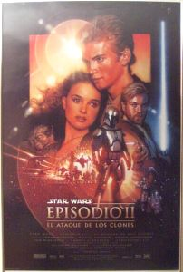 "Mexican Attack of the Clones Version ""B"" One-Sheet"