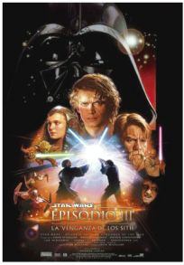 "Mexican Revenge of the Sith Version ""B"" One-Sheet"