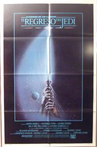 "Mexican Return of the Jedi Style ""A"" One-Sheet"