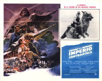 "Mexican Empire Strikes Back Style ""B"" Lobby Card #1"