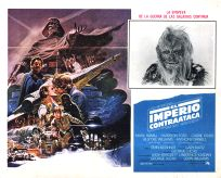 "Mexican Empire Strikes Back Style ""B"" Lobby Card #2"