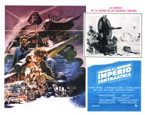 "Mexican Empire Strikes Back Style ""B"" Lobby Card #3"