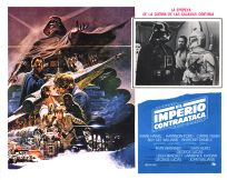 "Mexican Empire Strikes Back Style ""B"" Lobby Card #4"