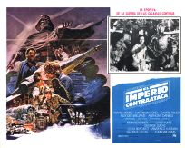 "Mexican Empire Strikes Back Style ""B"" Lobby Card #7"