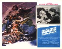 "Mexican Empire Strikes Back Style ""B"" Lobby Card #8"