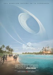 """Mexican Rogue One Version """"A"""" Advance 2nd Version One-Sheet"""