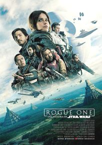 "Mexican Rogue One Version ""B"" 1st Version One-Sheet"