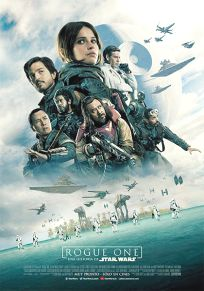 """Mexican Rogue One Version """"B"""" 2nd Version One-Sheet"""