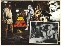 "Mexican Star Wars Style ""A"" Foreign Lobby Card #1"