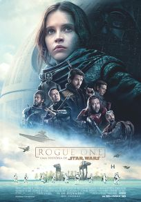 """Portuguese Rogue One Version """"B"""" One-Sheet"""